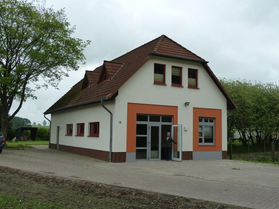 Dorfgemeinschaftshaus Varchentin