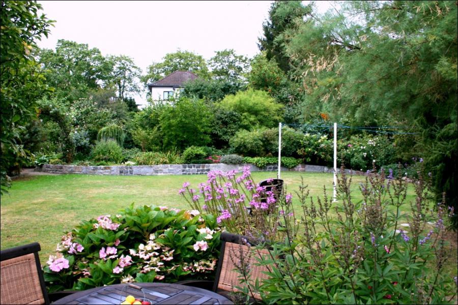 Hausgarten von Kersten und Bernd Birke