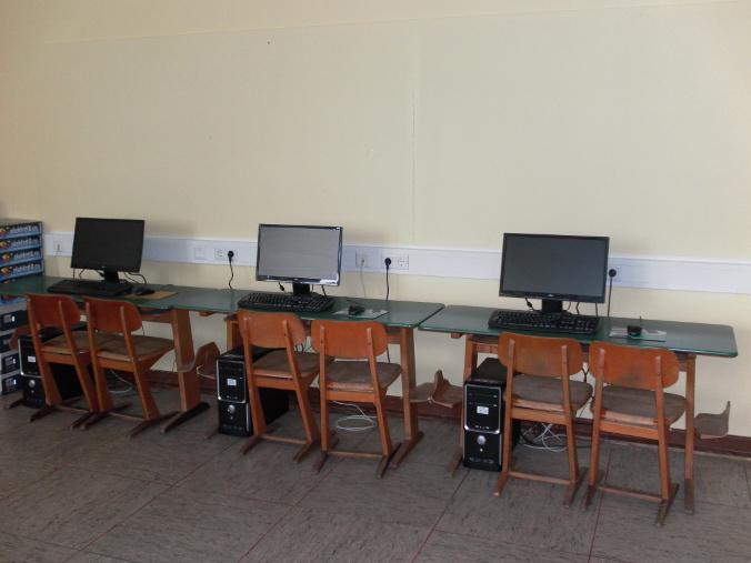 Computerraum I