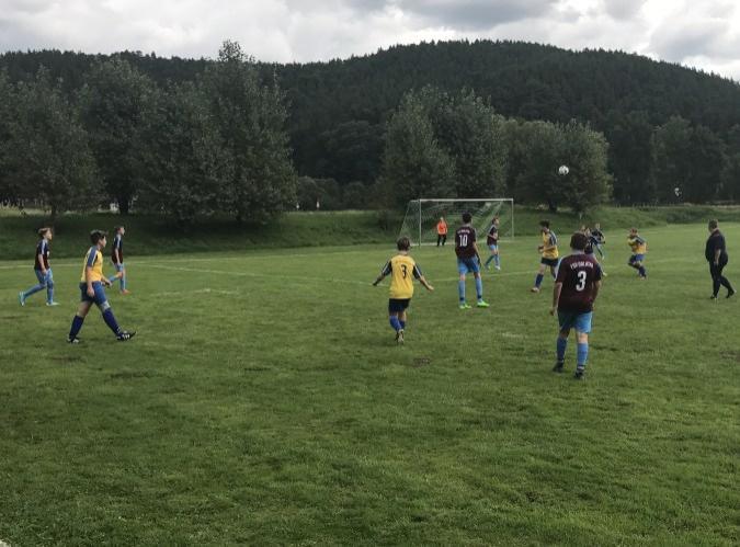 FSV Orlatal - SG Tanna/Oettersdorf