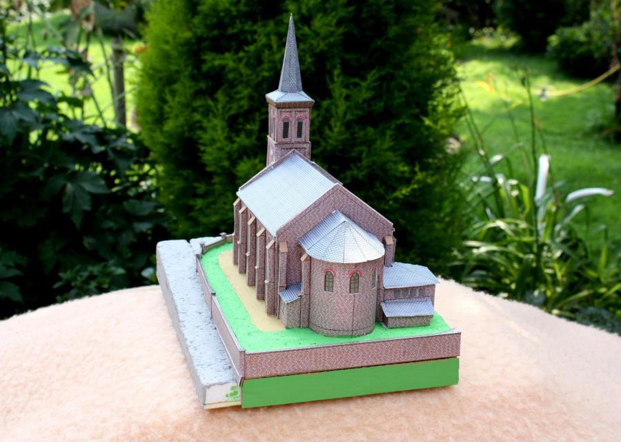 Kirche-Hinten