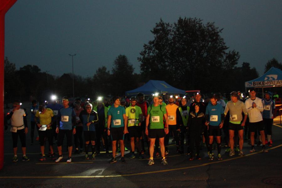 Start 11 km - 1