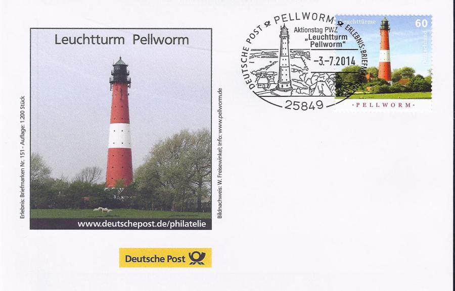 4543 Sonderbrief Pellworm