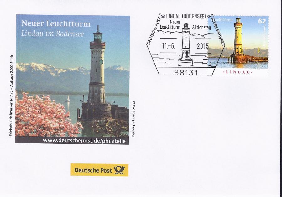 Leuchtturm Linddau