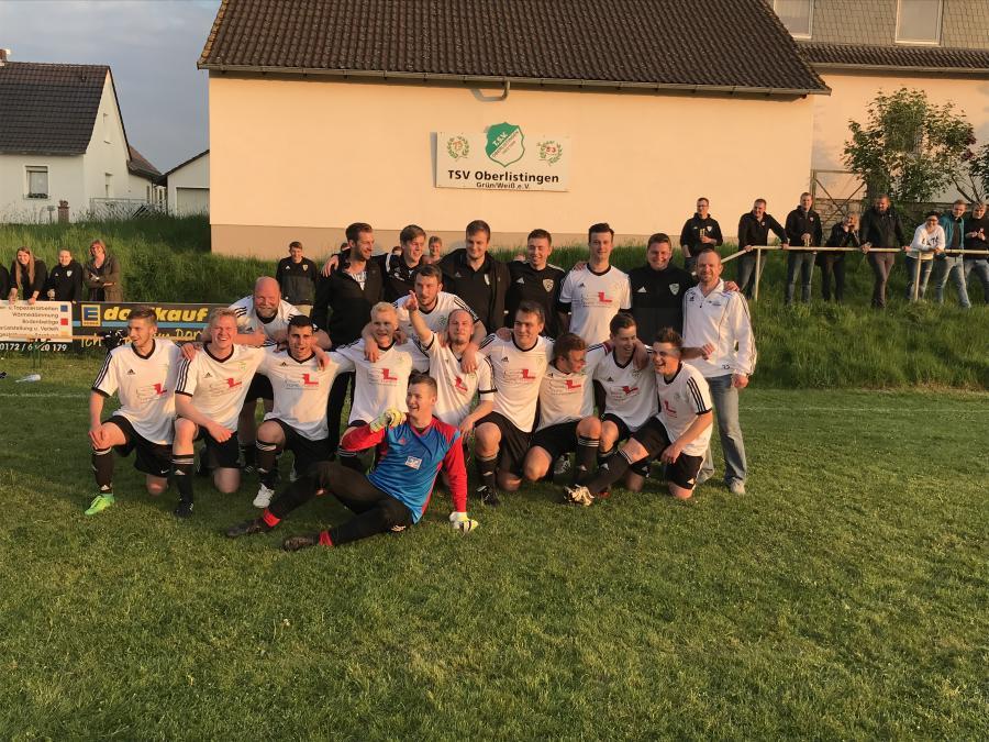 Aufstieg Kreisliga A 2018