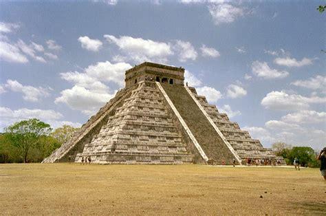 Pyramide in Mexico