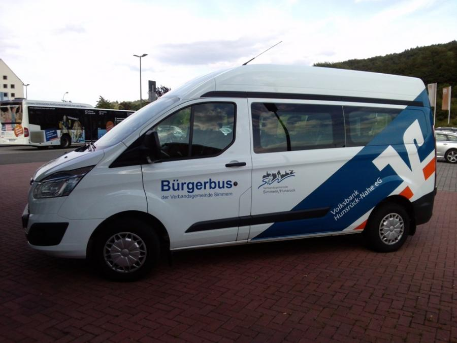 Bürgebus der VG Simmern