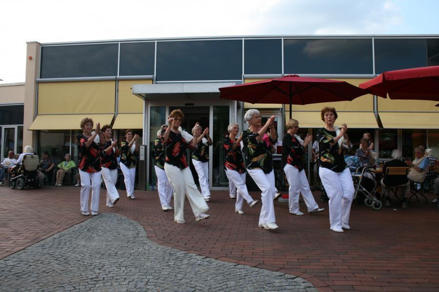 Tanzgruppe Vital 2