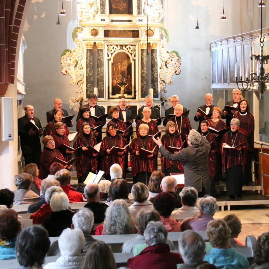 Chorkonzert mit dem Kammerchor Leo Wistuba