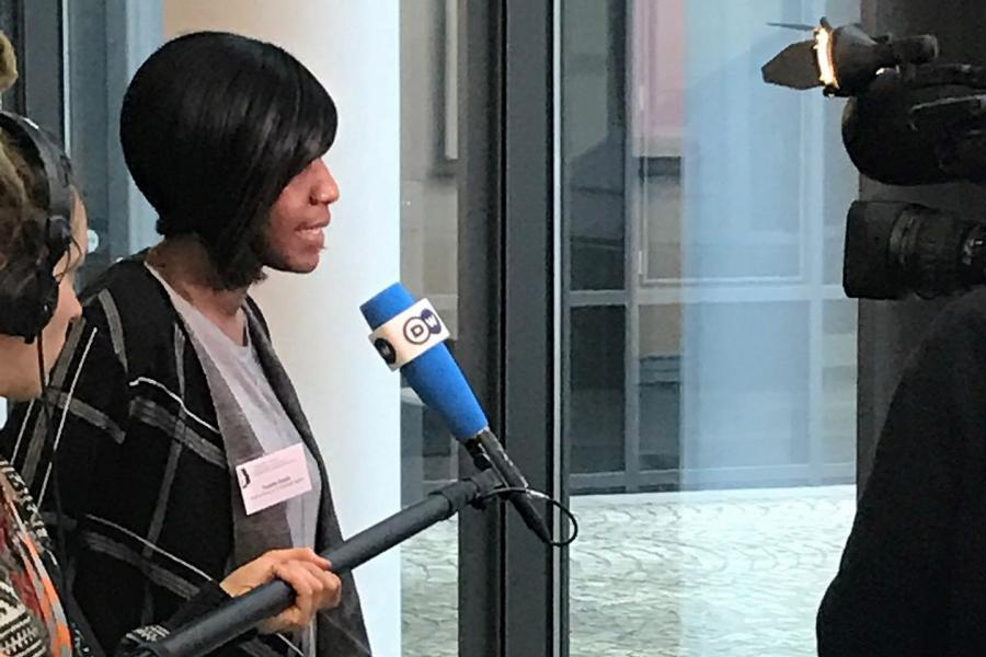 Tiranké Diallo im Interview