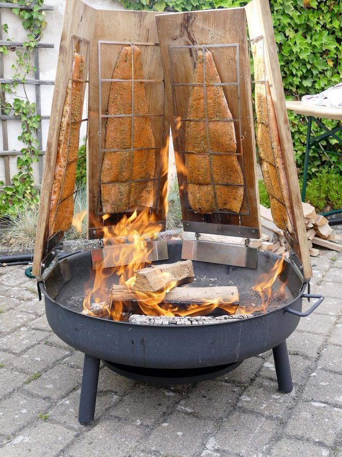 Flamm-Lachs