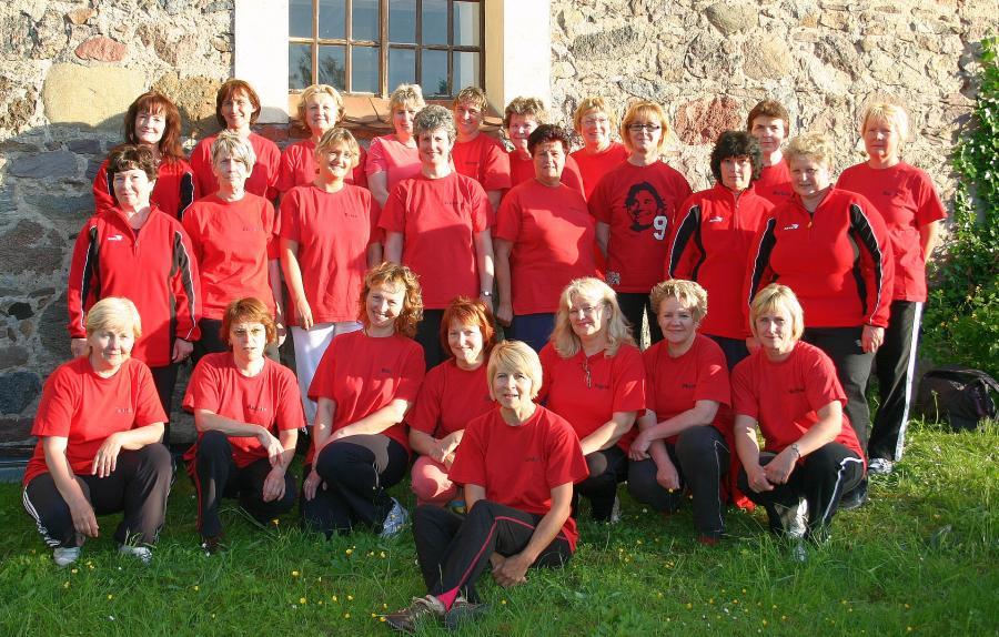 Frauensportgruppe