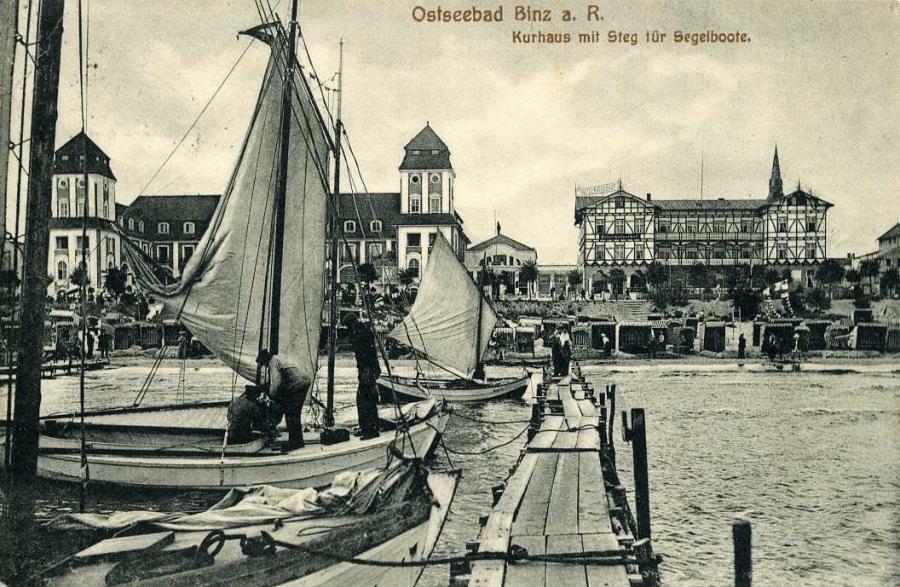 Ostseebad Binz a. R.