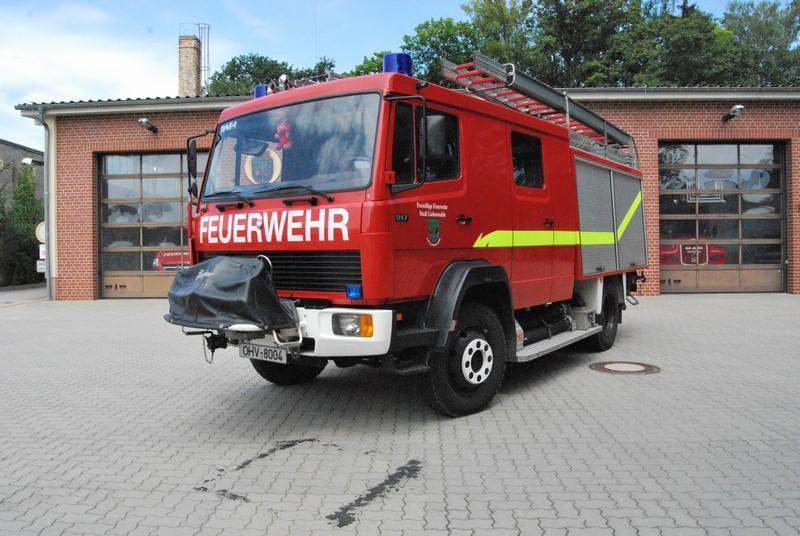 Feuerwehrauto LW