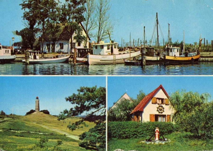 Insel Hiddensee 1978