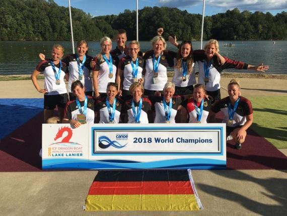 WM Team Drachenboot
