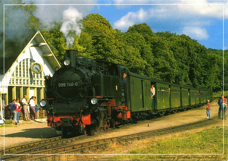 Binz Bahnhof