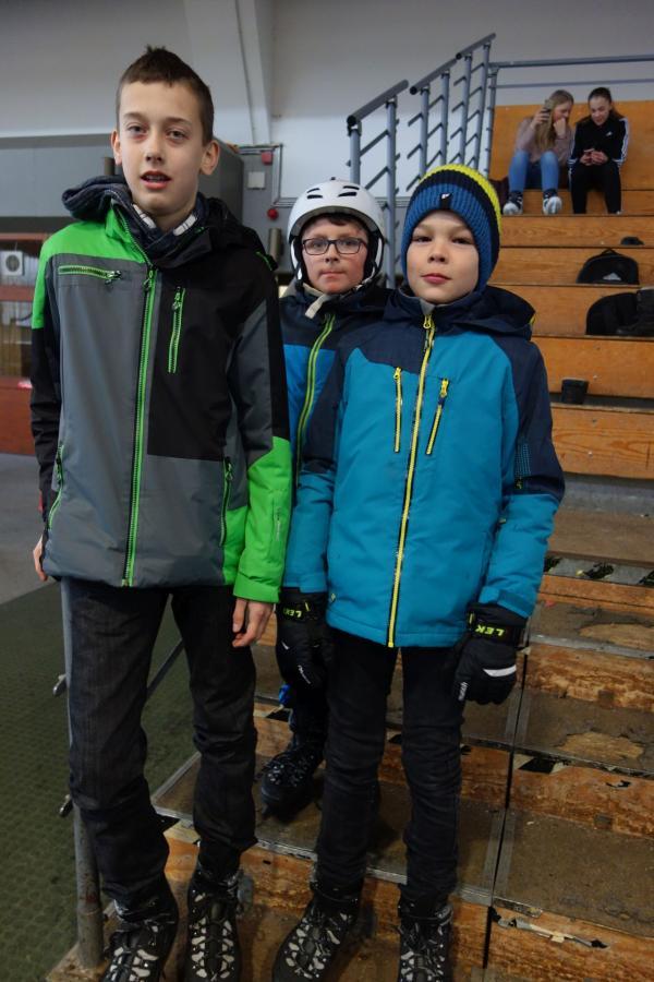 Minis Miltach Eishalle 1