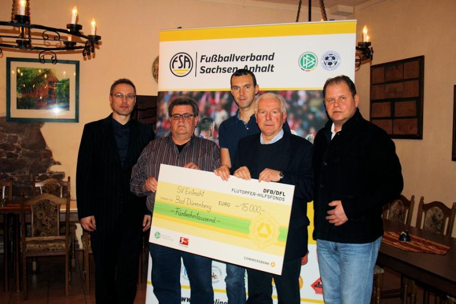 SV Eintracht 1990 Bad Dürrenberg