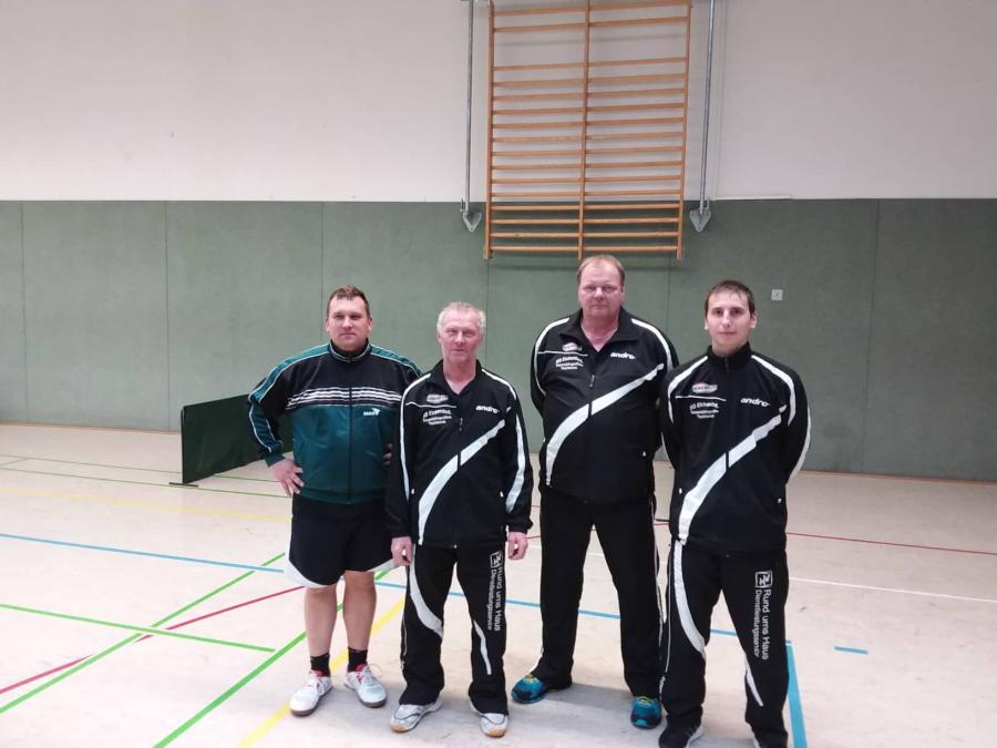 1. Mannschaft Tischtennis