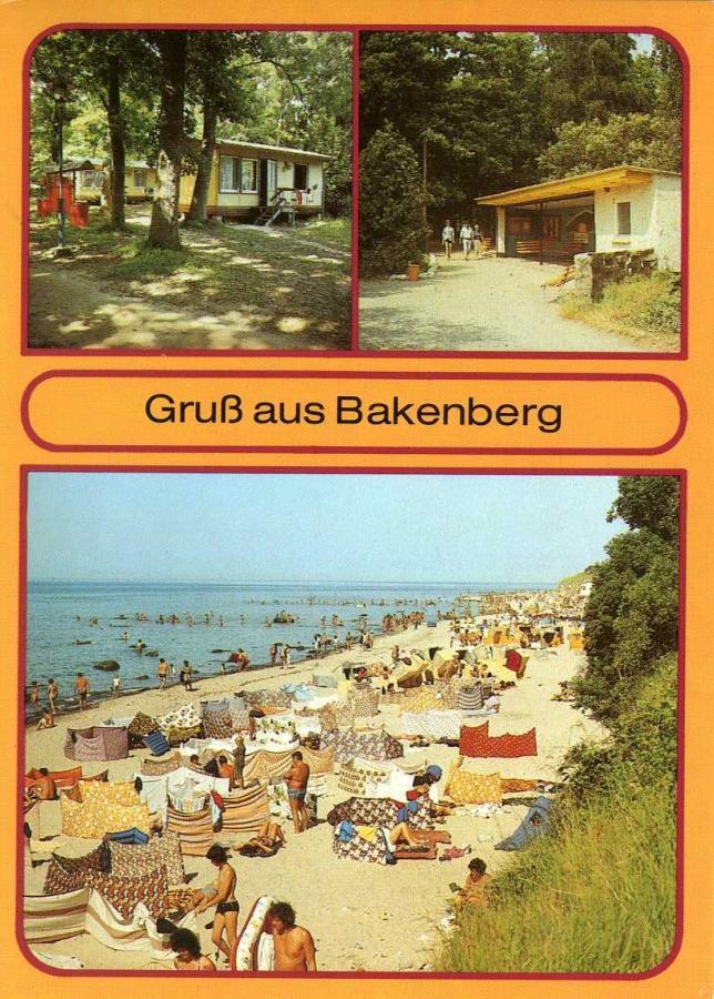 Gruß aus Bakenberg 1988