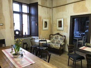 Café im Kloster Malchow