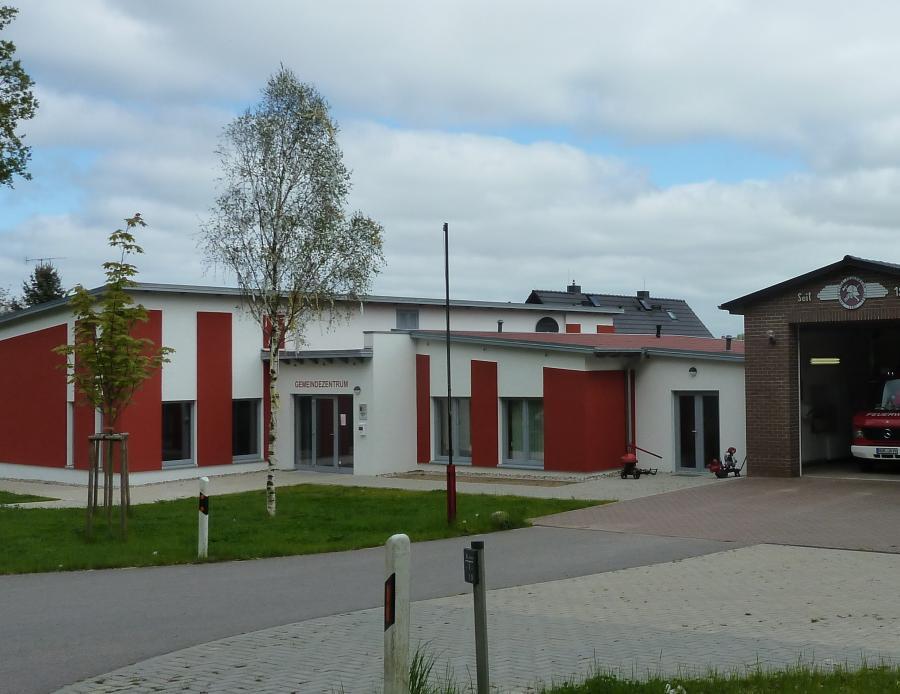 Gemeindezentrum Jabel
