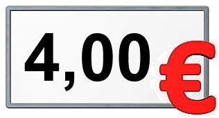 4,00 €