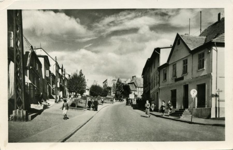 4 Bergen 1953