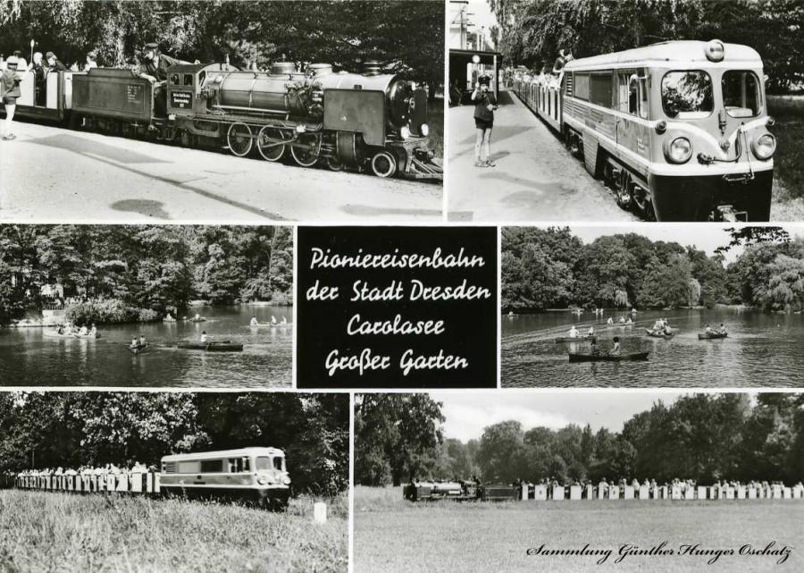 Pioniereisenbahn der Stadt Dresden