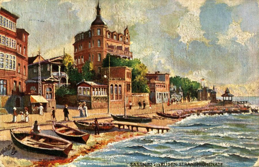 4 Sassnitz 1909