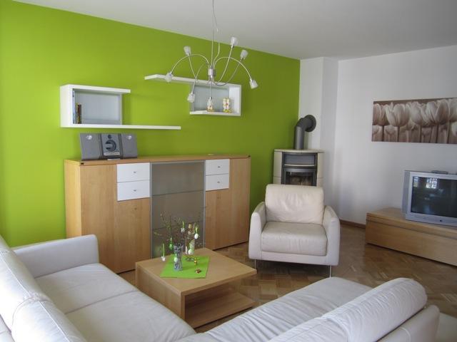 Wohnzimmer. Whg 4