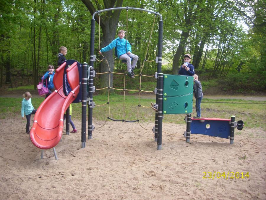 Spielplatz Minigolf