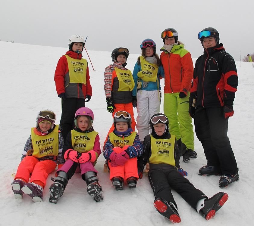 Skikurs 02.02.2019