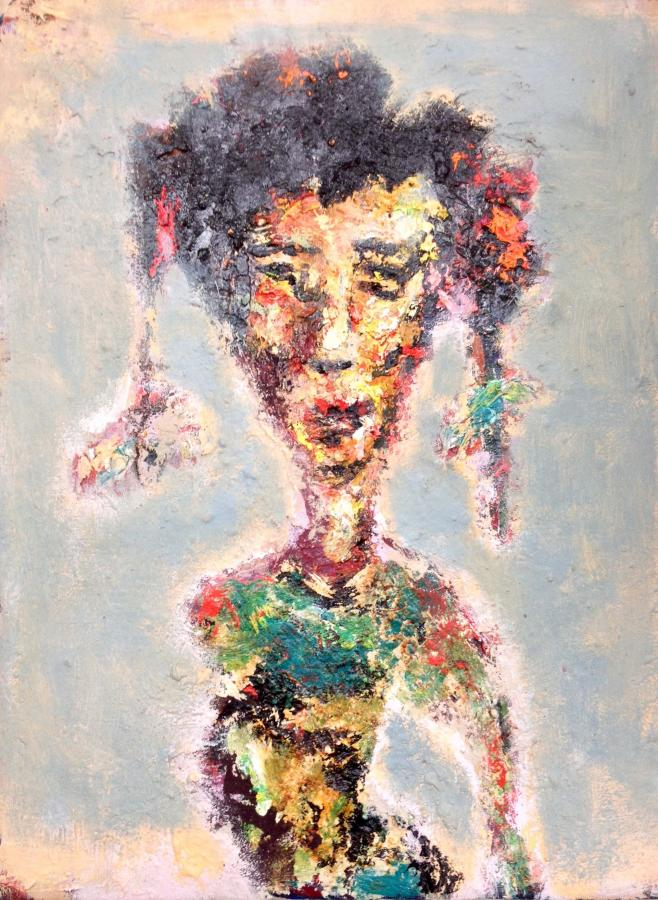 Malerei von Henry Walinda