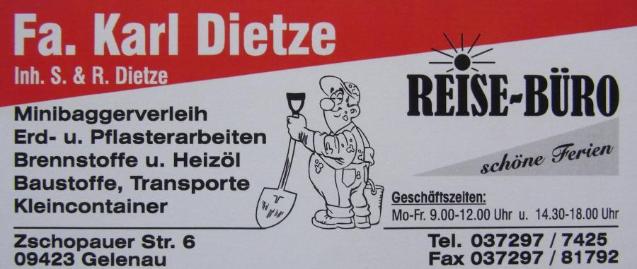 Karl Dietze