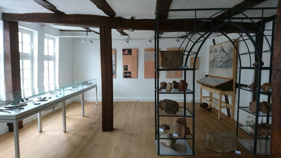Ein Blick ins Museum