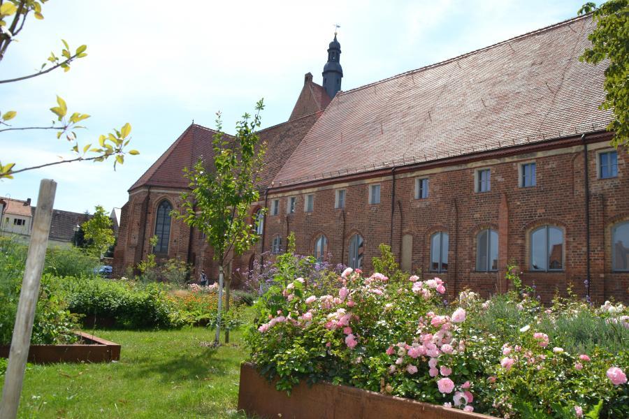 Museum und Klostergarten