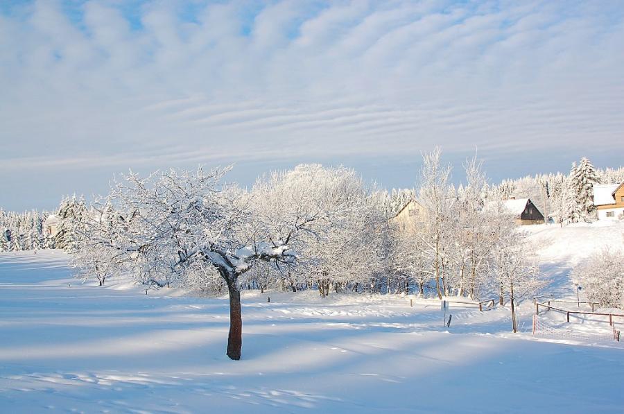Winter an der Tubing-Anlage
