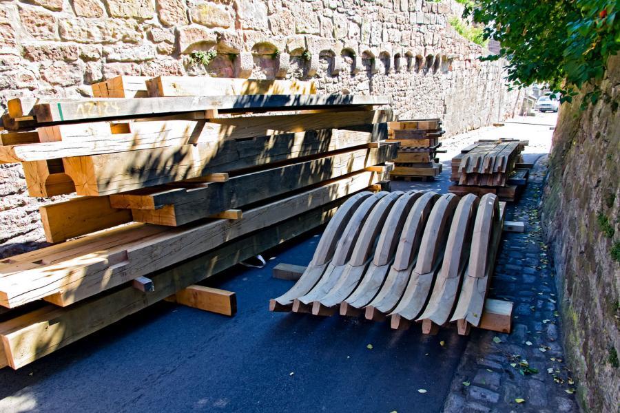 Turmholz