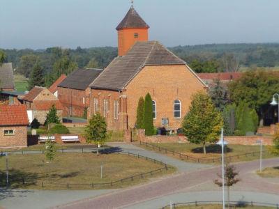 Dorfkirche Grütz