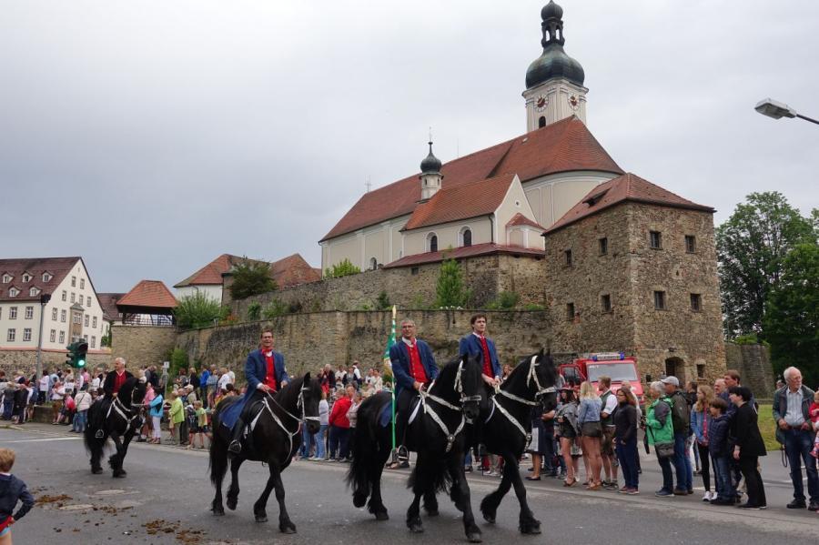 Pfingstritt Bad Kötzting 2019 4