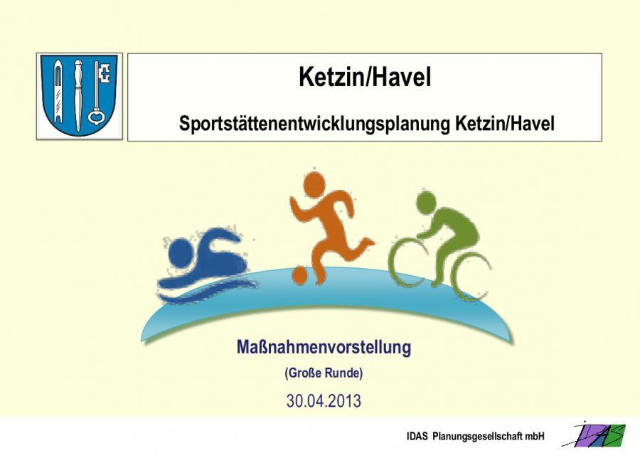 Sportstättenentwicklungsplan Phase II