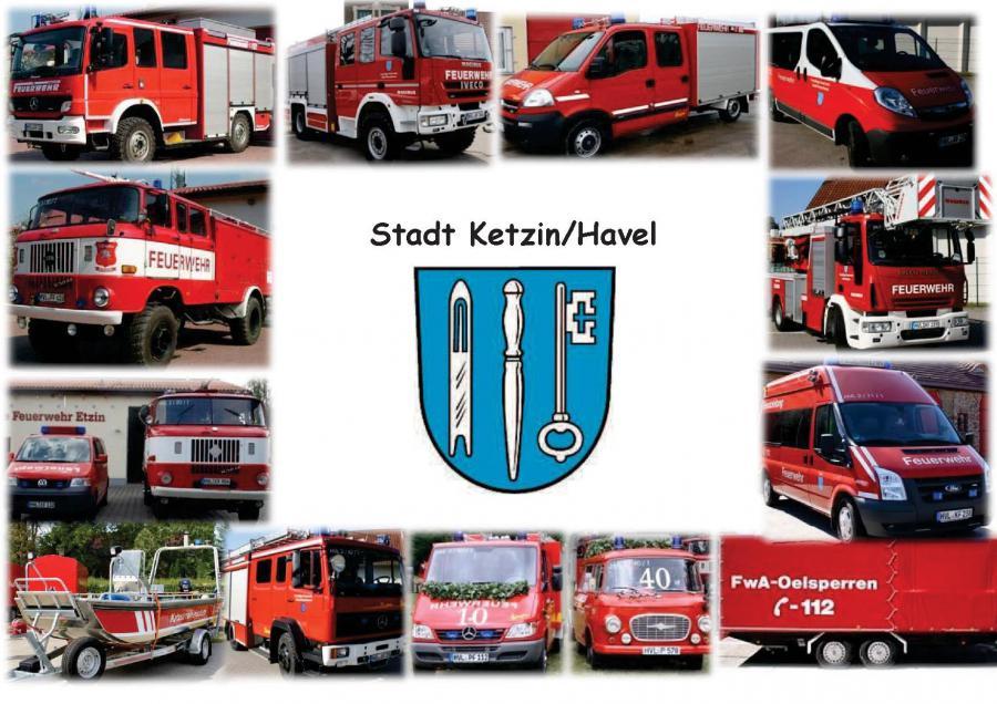 Feuerwehren der Stadt Ketzin/Havel