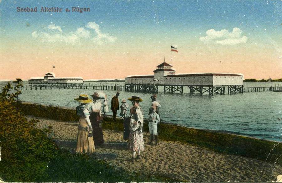 Seebad Altefähr a. Rügen 1919