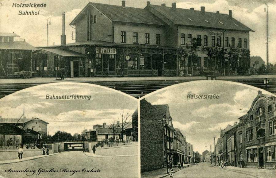 Holwickede Bahnhof