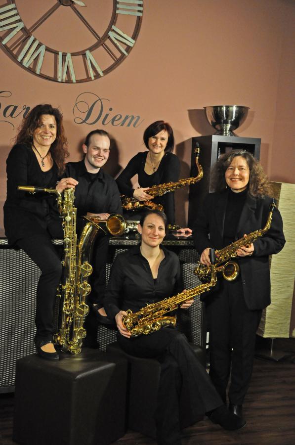 Saxophon Team