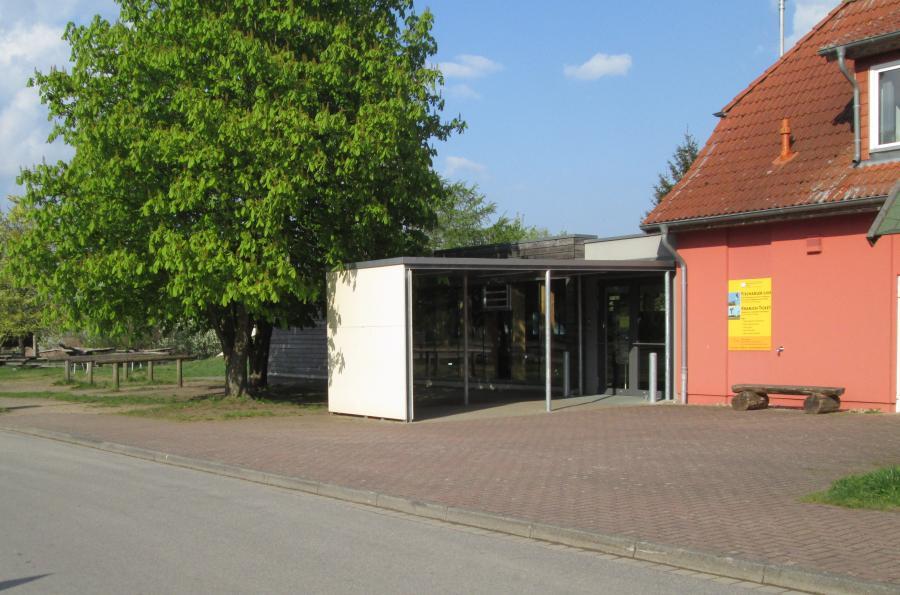 Erweiterung Infohaus Federow