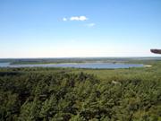 Aussicht auf Nationalpark