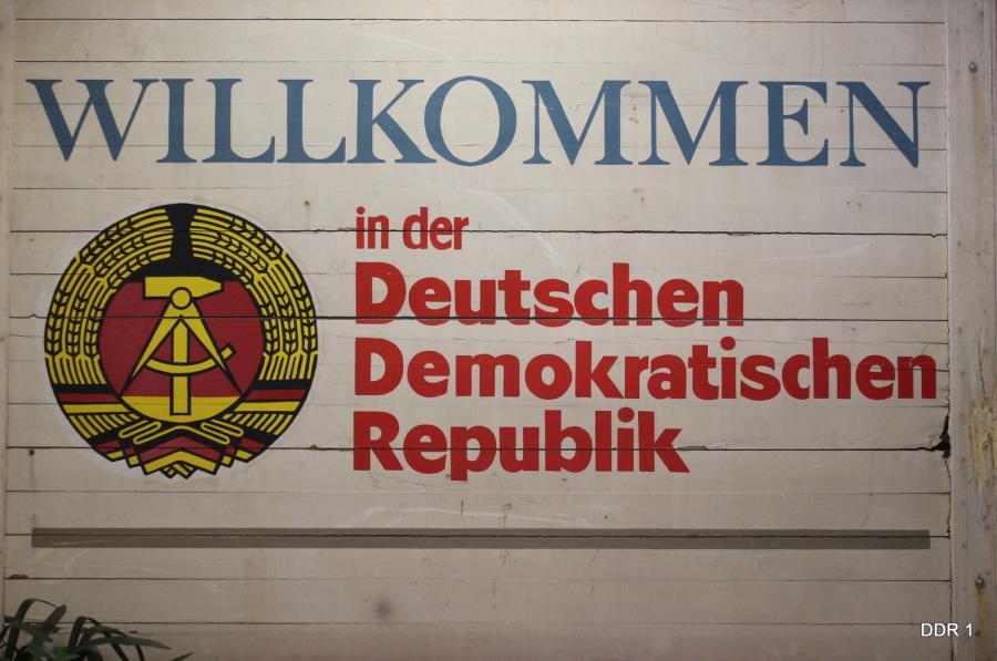 DDR 1Willkommen